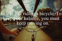 keep moving on..