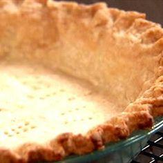 Passover Pie Crust #1 made w/ matzo meal