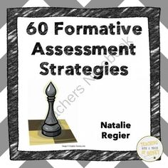 FREE Book Two: 60 Formative Assessment Strategies from Teaching With a Touch of Honey on TeachersNotebook.com -  (20 pages)  - Strategies to formatively assess student learning!