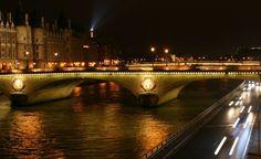 33 picture-perfect reasons to love Paris. #budgettravel #travel #Paris #France #night #citiesatnight #rivers #Seine #water #bridges #beautiful #inspiration #tips BudgetTravel.com