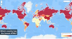 Interactive map: which country in the world has the fewest ATMs? http://gu.com/p/4vncg/tw via @GuardianGDP #NOunbanked