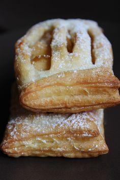 Jalousie aux pommes - Lisnati kolačići sa jabukama - Le blog de lepotaporoka.fr