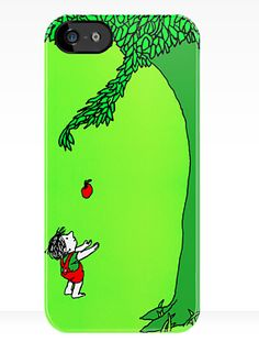 The Giving Tree iPhone Case. Love!