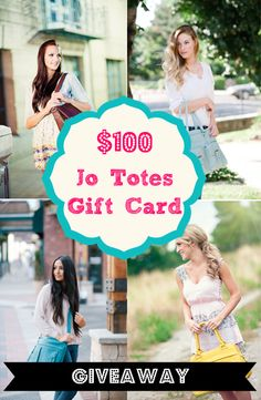 purse organization + Jo Totes giveaway