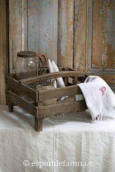 Esprit de famille i la boutique on pinterest vintage chemises and twine - Brocante industrielle en ligne ...