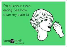clean eating by robindu