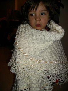 Baby Blanket Crochet Pattern (free)
