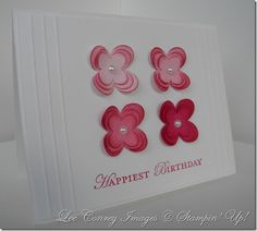 My card for the Stamping 411 Blog this week. More details on my blog at:  http://www.stampingleeyours.blogspot.com