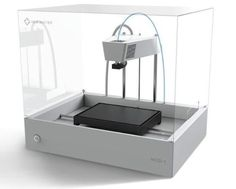 New Matter wants to make 3D printing more affordable with a $199 3D printer. #makered