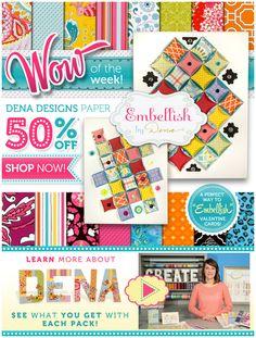 50% off Dena Designs
