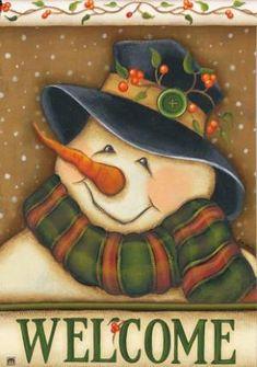 garden flags, luv snowmen, clip art, gardens, snowman, buttons, happy holidays, primitive, christma