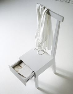 storage chair