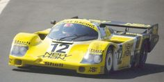 New Man #12 cn#105  Schornstein Racing Team 1984