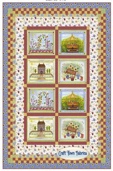 Whispers of Home Quilt Kit
