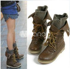 short #boots