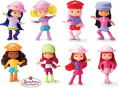 Strawberry Shortcake Toys