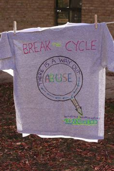 Break the Cycle of Abuse