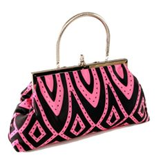 want retro bag, handbag, folter retro, bag 3999, metal, accessori, black, purses, bags