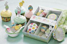 Cupcakes chamosos em clima de páscoa!