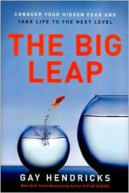 The Big Leap by Gay Hendricks helped me understand my Upper Limit problem and helped me find the courage to step into my best work.