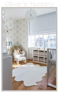SISSY+MARLEY NYC nursery and children's interior decorating and wallpaper - BLOG HOME - OLIVER'S NURSERY: DAY1