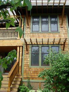 passive solar & shingles