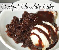 Crockpot Chocolate C