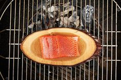 How to Cook Fish on a Wood Plank | Shine Food - Yahoo! Shine shine food, wood plank, faux foodi