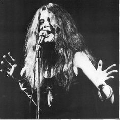 "Janis Joplin. ""Don't compromise yourself. You are all you've got."""