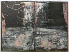 ward schumak, artist book