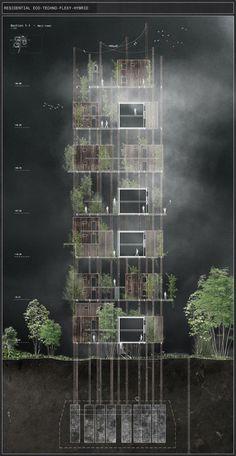Presidents Medals: Residential Eco-Techno-Flexy-Hybrid