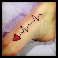 tattoo on pinterest beatles tattoos ekg tattoo and sister tattoos. Black Bedroom Furniture Sets. Home Design Ideas