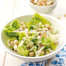 Caesar's Salad mit Croûtons PP 2