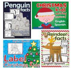 Christmas craftivities
