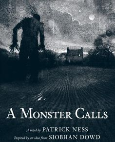 school, the darkness, reading levels, monster call, book