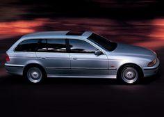 E39 BMW 5-series Touring
