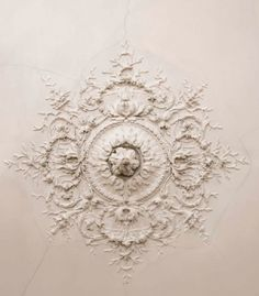 decor, detail, architectur, white, ceiling medallions, inspir, ceilings, design, ceil rose