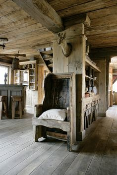 rustic ranch style