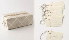 Hey Look: SIMPLE HOLIDAY INSPIRATION: GIFT WRAPPING