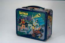 """""""Batman and Robin"""" Lunch Box"""