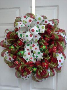 christmas wreaths, christma wreath, christma stuff