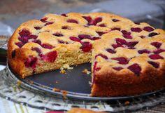 sweet treat, raspberri cake, dessert recipes, cakes, food, sweet pastri, cake baking, fresh raspberri, raspberries