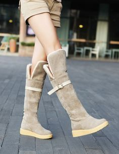 Love these winter boots...