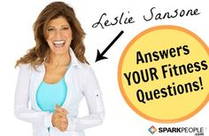 13 Questions with 'Walk at Home' Expert Leslie Sansone! (WE LOVE THIS WOMAN!!) | via @SparkPeople #walking #fitness #lesliesansone