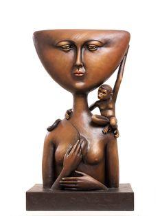 Sergio Bustamante - Colección / Sculptures / Ceramic