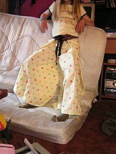 wrap pants