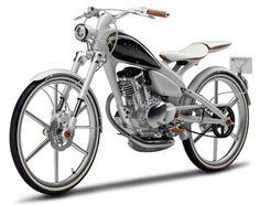 Yamaha Y125 Moegi Concept Motorcycle