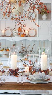 I love Fall Decorating!