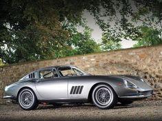 1965 Ferrari 275 GTB/6C Scaglietti Longnose. Love Euro cars!