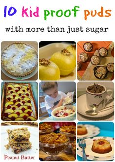 10 great puddings your children get more from than just sugar #parenting #kids #desserts